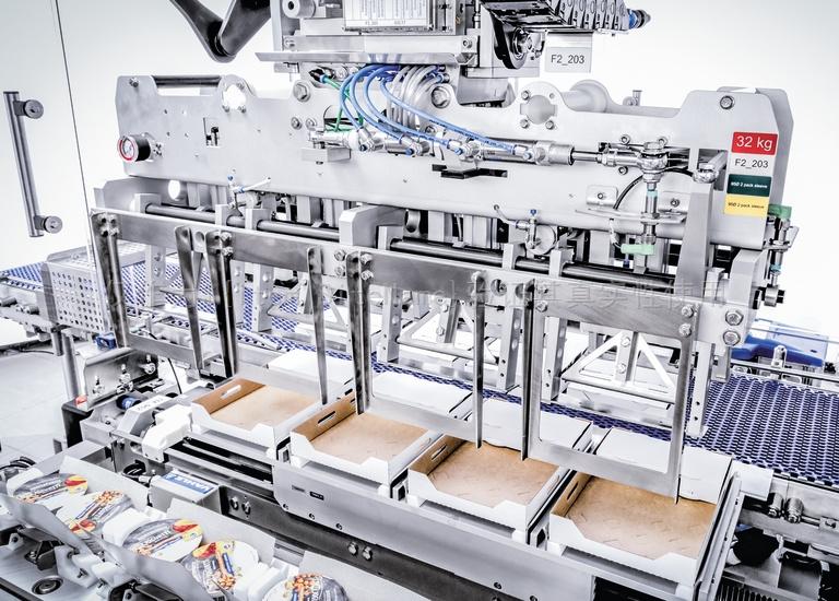 极具吸引力的舒伯特新Lightline系列包装机