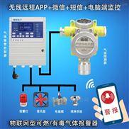 化工厂厂房液氨气体报警器,防爆型可燃气体探测器