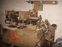 二手商标机,二手商标印刷机,嘉盛150型商标机