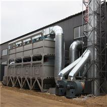 VOCs催化燃燒技術方案和圖紙