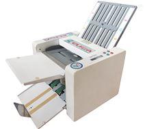 阳江桌上型折页机双折盘自动折纸机操作简单