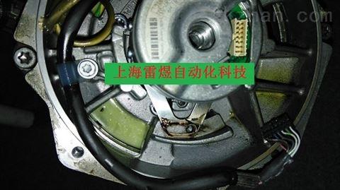 数控机床西门子伺服电机烧线圈维修