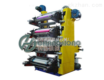 塑料印刷机 4色塑料袋印刷机
