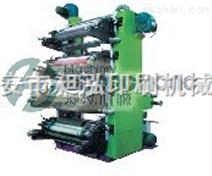 塑料袋卷筒印刷机 4色塑料袋印刷机