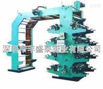 八色柔板印刷机、塑料印刷机、塑料袋印刷机、柔印机