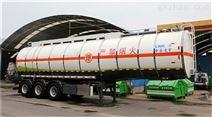 甲丙醚易燃液體運輸車