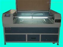 高速度毛绒布料激光切割机JQ1810