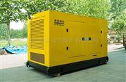 防雨棚式天然气发电机组与机械功率的匹配