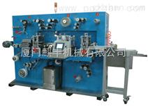 MQ-160-3Z三工位圆压圆模切机