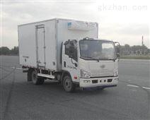 解放5.1米冷藏車