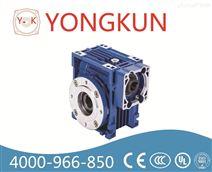 包装设备用的蜗轮减速机,NMRV蜗轮减速机台湾货源