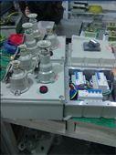 BXX铝合金防爆插座箱