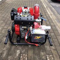 YT25GB伊藤2.5寸汽油机机动消防水泵