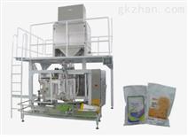GFCK50全自动重袋称量包装机组