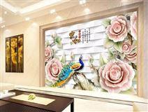 深圳迈创彩印瓷砖背景墙UV平板打印机TS1325