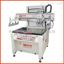 JY-6090E高精密垂直式电动丝印机