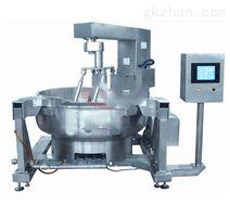数控节能立式搅拌燃气炒锅