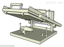 小型曲面手印台丝网印刷机