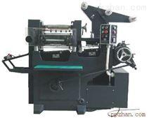 180型高速斜压式不干胶商标印刷机