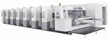 ORITE-II欧莱特全伺服真空吸辅高整印刷模切机
