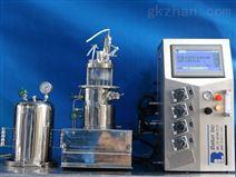 臺式原位磁力攪拌玻璃發酵罐