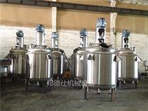 供应2000L不锈钢反应釜 白乳胶生产设备