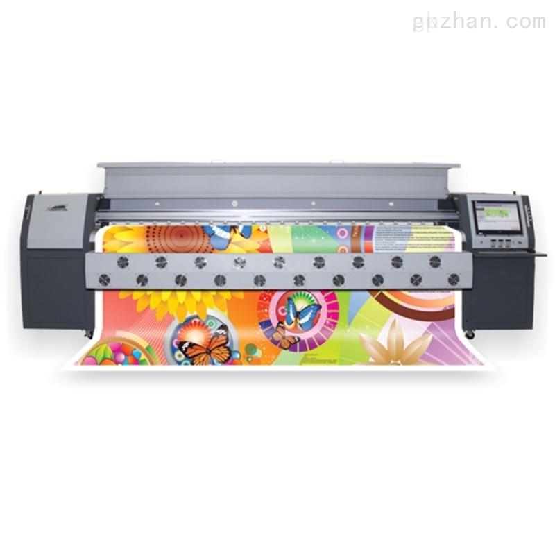 数码万能打印机,广告牌彩色喷绘机器,品质保证!