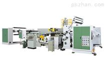 专业设计制造纸张淋膜机 塑料挤出淋膜机