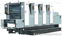 GH564四开四色商务印刷机