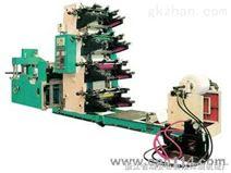 四色纸巾印刷机,四色柔印机