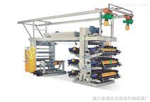 六色柔版印刷机,六色柔印机