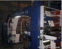 四色桥式柔版印刷机