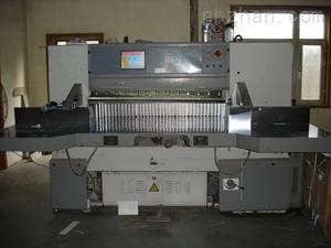 【供应】|1150国产切纸机|920国望二手切纸机