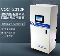 赤峰市有機揮發物超標預警系統(VOCS)