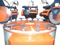 usnh台湾原装进口三角型砂光机、气动抛光机、气动磨光机