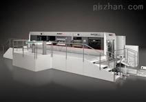 HMQ1450Z半自动平压平模切机