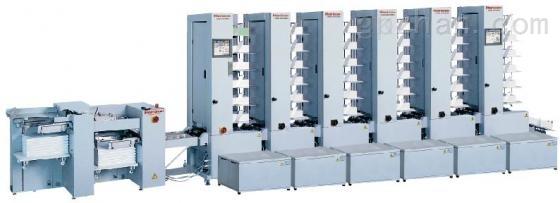 日本进口好利用VAC-1000吸气配页机