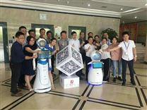 福建外国语学院愛麗絲迎宾教育機器人價格