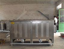 高品质燃煤油炸机