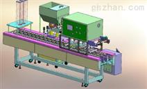 温州食品包装机械专业定做 咖啡胶囊灌装封口机