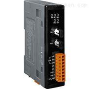 泓格I-2533/I-2533CS  1口CAN转光纤模块