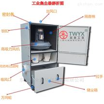 JC-4000移动式布袋除尘器