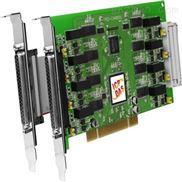 泓格PISO-CAN800U-D: 8口隔离CAN总线通讯卡
