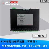 RTU6605-阿尔泰科技 低功耗3G/GPRS远程数据采集模块