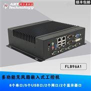 4核無風扇工控機FLB96A1-阿爾泰科技