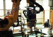 定制工业用焊接机器人 变压器激光焊接机器人