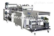 全自动液压模切机生产