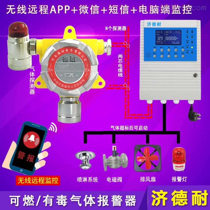 防爆型溴甲烷泄漏报警器,APP监测