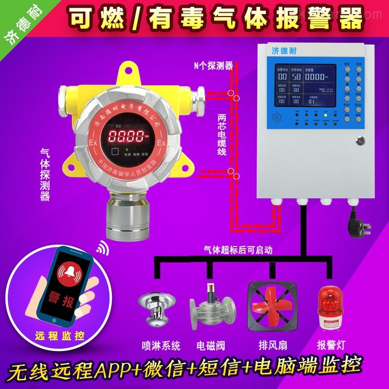 氯甲烷报警器,无线监测