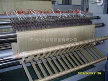 拓步电热切分条机 高效分切分条机